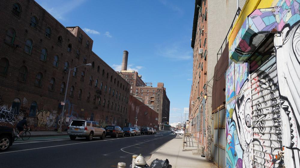 New York Street 2013