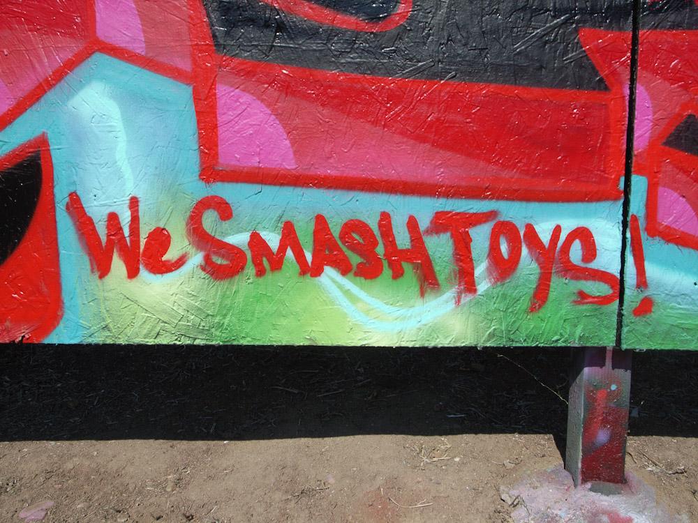 San Diego Street Graffiti