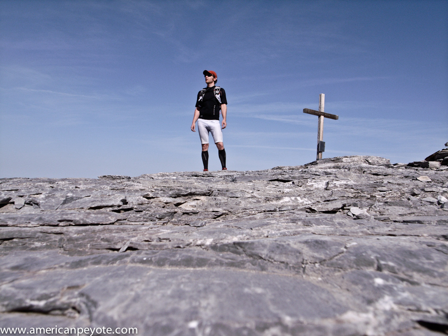 Eiger Rotstock Summit