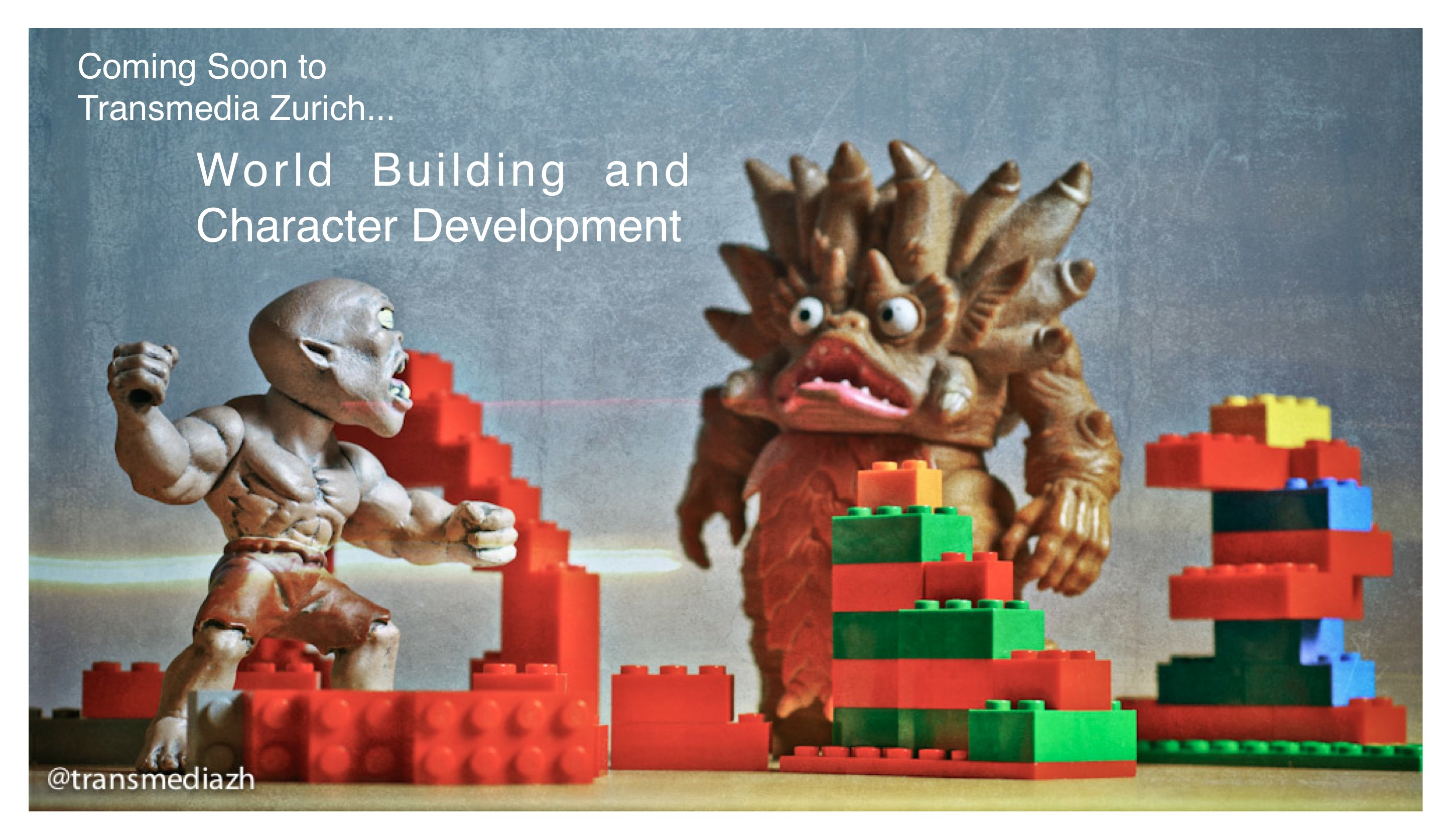 Transmedia Zurich: World Building Basics and Prototyping